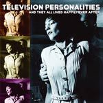 Cover TELEVISION PERSONALITIES, and they all lived...