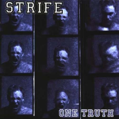 STRIFE, one truth cover