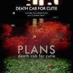 Cover DEATH CAB FOR CUTIE, plans