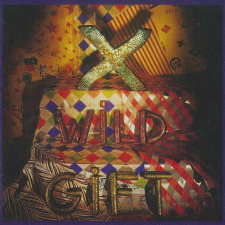 X, wild gift cover