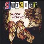 Cover SUICIDE, ghost riders