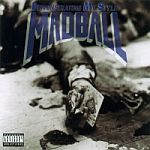 Cover MADBALL, demonstrating my style