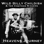 Cover BILLY CHILDISH, heavens journey