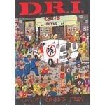 D.R.I., live at cbgb´s 1984 cover