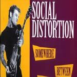 SOCIAL DISTORTION, somewhere cover