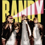 Cover RANDY, randy the band