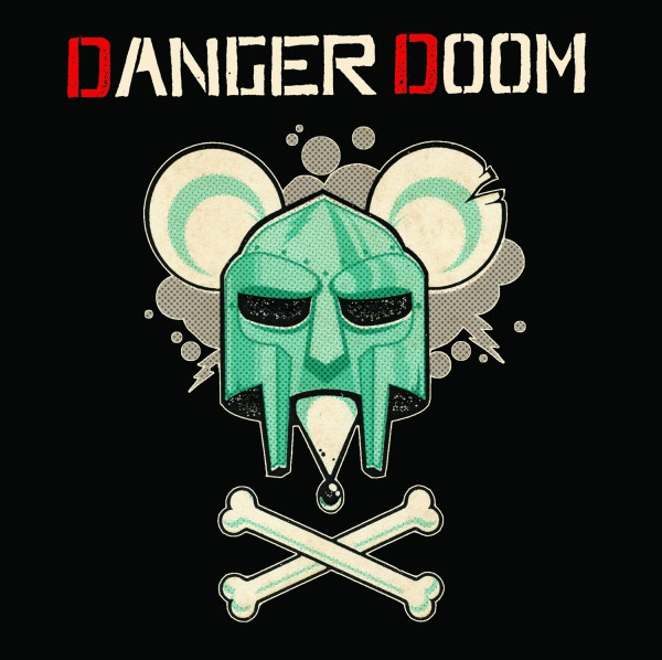 DANGERDOOM, mouse & the mask cover