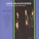 Cover DEE RANGERS, s/t (five spanish minutes)