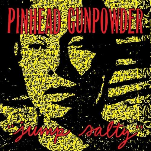 PINHEAD GUNPOWDER, jump salty cover