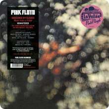 Cover PINK FLOYD, obscured by clouds