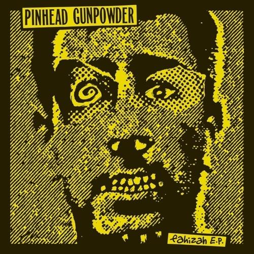 PINHEAD GUNPOWDER, fahiza cover