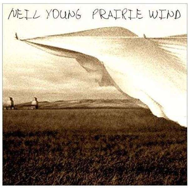 NEIL YOUNG, prairie wind cover
