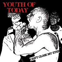 Cover YOUTH OF TODAY, can´t close my eyes