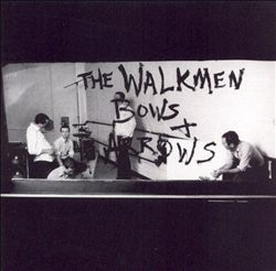 WALKMEN, bows & arrows cover