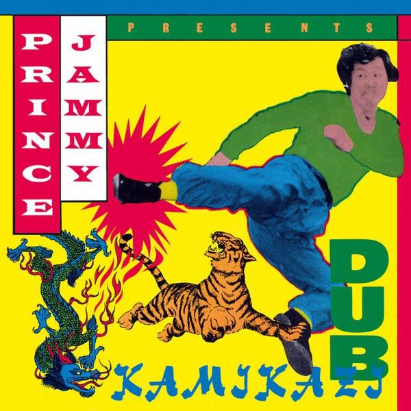 PRINCE JAMMY, kamikazi dub cover