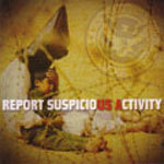 REPORT SUSPICIOUS ACTIVITY, s/t cover
