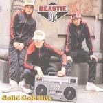 BEASTIE BOYS, solid gold hits cover