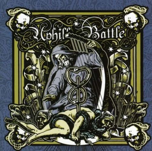 Cover UPHILL BATTLE, blurred 1999-2004