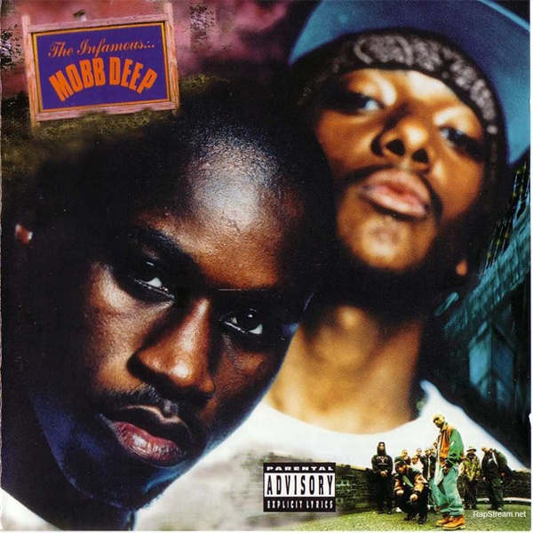 MOBB DEEP, infamous cover