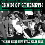 CHAIN OF STRENGTH, one thing that cover