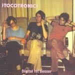 Cover TOCOTRONIC, digital ist besser