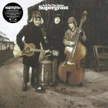 SUPERGRASS, in it for the ... cover