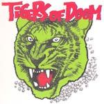 TIGERS OF DOOM, s/t cover