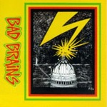 Cover BAD BRAINS, s/t
