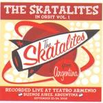 SKATALITES, in orbit vol. 1 cover