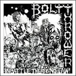 BOLT THROWER, in battle there is no law cover