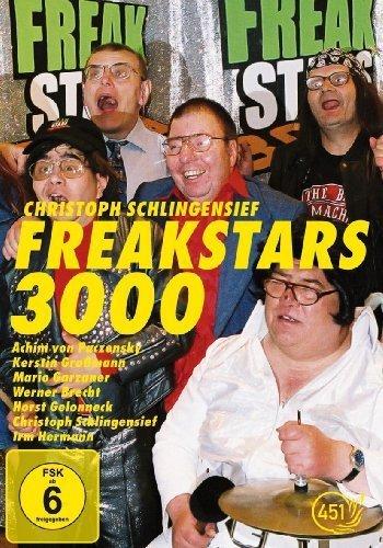 SCHLINGENSIEF, freak stars 3000 cover