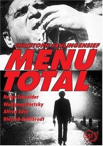 SCHLINGENSIEF, menu total cover