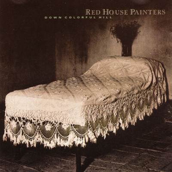 Cover RED HOUSE PAINTERS, down colourful hill