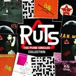 RUTS, punk singles collection cover