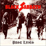 Cover BLACK SABBATH, past lives (deluxe edition)