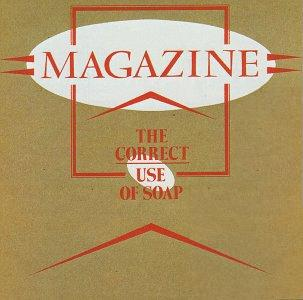 Cover MAGAZINE, correct use of soap