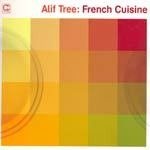 Cover ALIF TREE, french cuisine