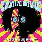 V/A, creative outlaws - US underground 62-70 cover
