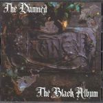 DAMNED, black album cover