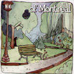 Cover OF MONTREAL, bedside drama