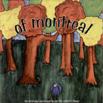 Cover OF MONTREAL, bird who continues to eat