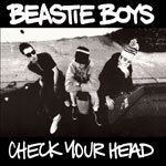 Cover BEASTIE BOYS, check your head