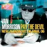 Cover VAN MORRISON, pay the devil