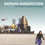 Cover BARBARA MORGENSTERN, grass is always greener