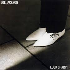 JOE JACKSON, look sharp cover