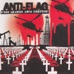 Cover ANTI-FLAG, for blood and empire