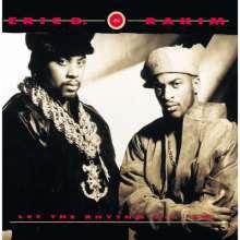 ERIC B. & RAKIM, let the rhythm hit ´em cover
