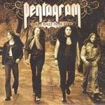 PENTAGRAM, first daze here too cover