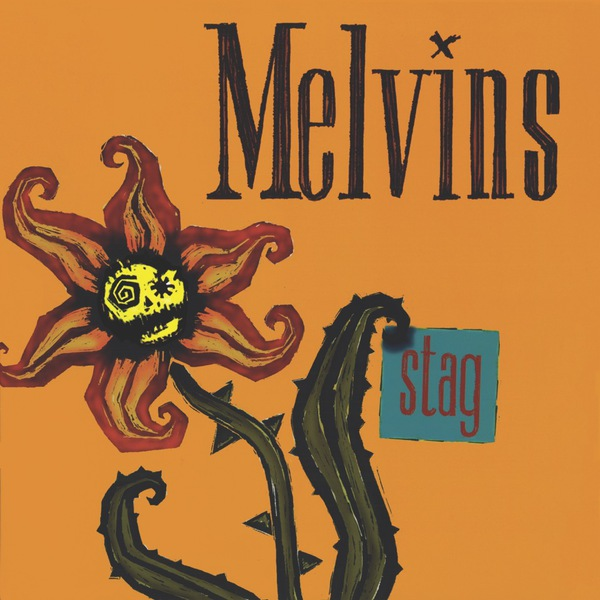 Cover MELVINS, stag