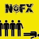 Cover NOFX, wolves in wolves clothing